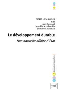Le développement durable, Une nouvelle affaire d'État