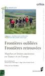 Livre numérique Frontières oubliées, frontières retrouvées