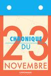 Livre numérique Chronique du 23 novembre