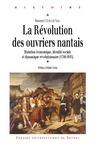 Livre numérique La Révolution des ouvriers nantais
