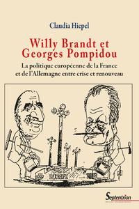 Livre numérique Willy Brandt et Georges Pompidou
