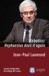 Livre numérique Robotics: Hephaestus does it again