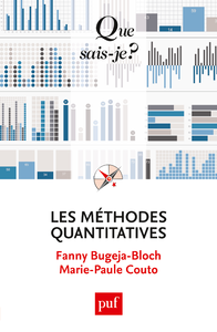 Les méthodes quantitatives, « Que sais-je ? » n° 4011