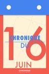 Livre numérique Chronique du 16  juin