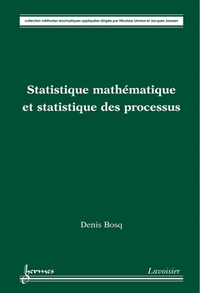 Livre numérique Statistique mathématique et statistique des processus