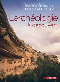Livre numérique L'archéologie à découvert