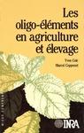 Livre numérique Les oligo-éléments en agriculture et élevage