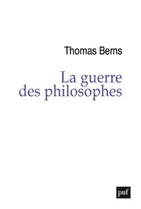 La guerre des philosophes