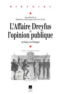 L'affaire Dreyfus et l'opinion publique