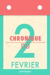 Livre numérique Chronique du 2  février