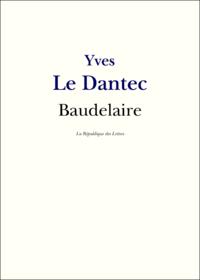 Livre numérique Baudelaire