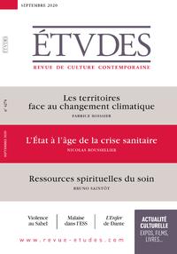 ETUDES 4274 - SEPTEMBRE