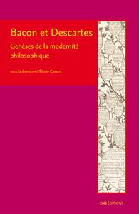Livre numérique Bacon et Descartes