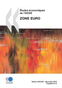 Études économiques de l'OCDE : Zone euro 2010