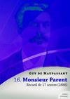 Livre numérique Monsieur Parent, recueil de 17 contes