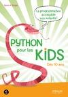 Livre numérique Python pour les kids