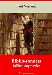 Biblio-sonnets – suivi d'annexes