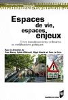 Livre numérique Espaces de vie, espaces enjeux