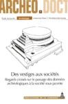 Livre numérique Des vestiges aux sociétés
