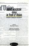 Livre numérique René Masson dans le Trait d'Union