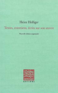 Livre numérique Textes, entretiens, écrits sur son œuvre