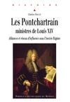 Livre numérique Les Pontchartrain, ministres de Louis XIV