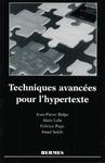 Livre numérique Techniques avancées pour l'hypertexte