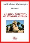 Livre numérique N.41 Le rite égyptien de Memphis Misraim