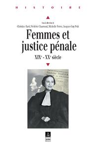 Livre numérique Femmes et justice pénale