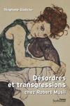 Livre numérique Désordres et transgressions