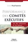 Livre numérique Performance des comités éxécutifs