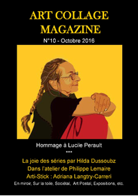 Art Collage Magazine N°10