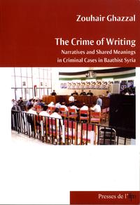 Livre numérique The Crime of Writing