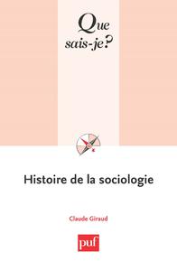 Histoire de la sociologie, « Que sais-je ? » n° 423