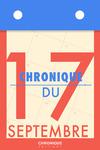 Livre numérique Chronique du 17 septembre