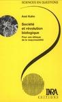 Livre numérique Société et révolution biologique