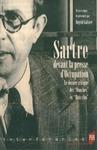 Livre numérique Sartre devant la presse d'Occupation