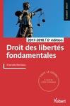 Livre numérique Droit des libertés fondamentales