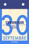 Livre numérique Chronique du 30 septembre