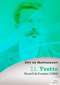 Livre numérique Yvette, recueil de 8 contes
