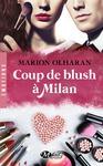 Livre numérique Coup de blush à Milan