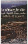 Livre numérique La mémoire des cités dans le Péloponnèse d'époque romaine