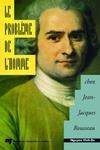 Livre numérique Le problème de l'homme chez Jean-Jacques Rousseau