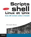 Livre numérique Scripts shell Linux et Unix