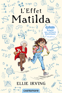 Livre numérique L'Effet Matilda (version dyslexique)
