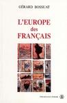 Livre numérique L'Europe des Français, 1943-1959