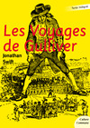 Livre numérique Les Voyages de Gulliver