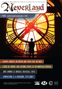 Neverland N°25 (juillet - août - septembre 2015)