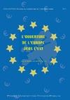 Livre numérique L'ouverture de l'Europe vers l'est