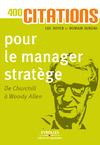 Livre numérique 400 citations pour le manager stratège